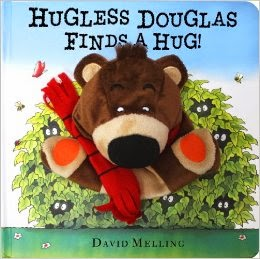 hugless douglas finds a hug david melling