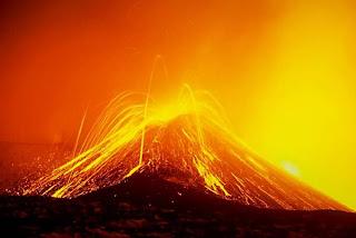 Erupsi Gunung Berapi