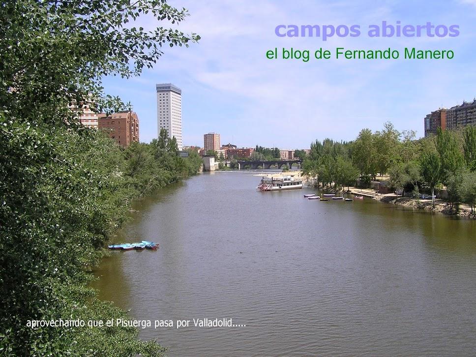 CAMPOS ABIERTOS. El blog de Fernando Manero