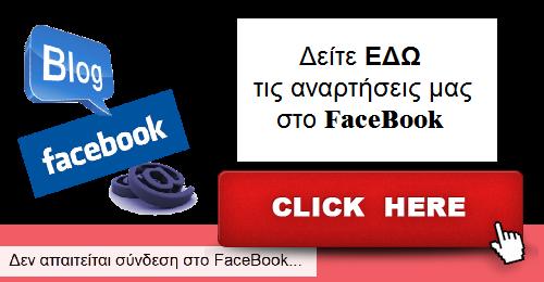 Δείτε τις Αναρτήσεις στο FaceBook