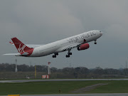 GVKSS at Manchester Airport on the 2nd April 2012