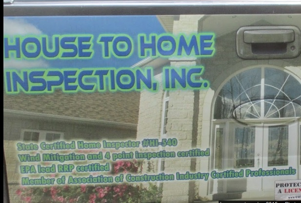 Home inspections in Melbourne Florida