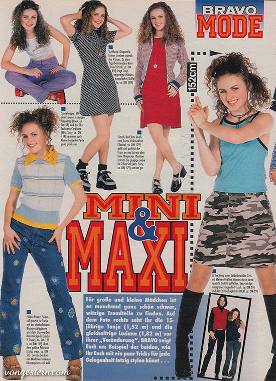Vongestern blog modekn ller der 90er jahre 1997 for 90er mode damen