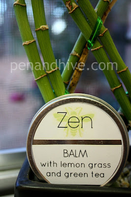 lemon grass hand cream