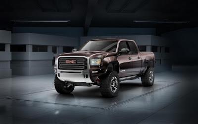 gmc sierra - gmc trucks
