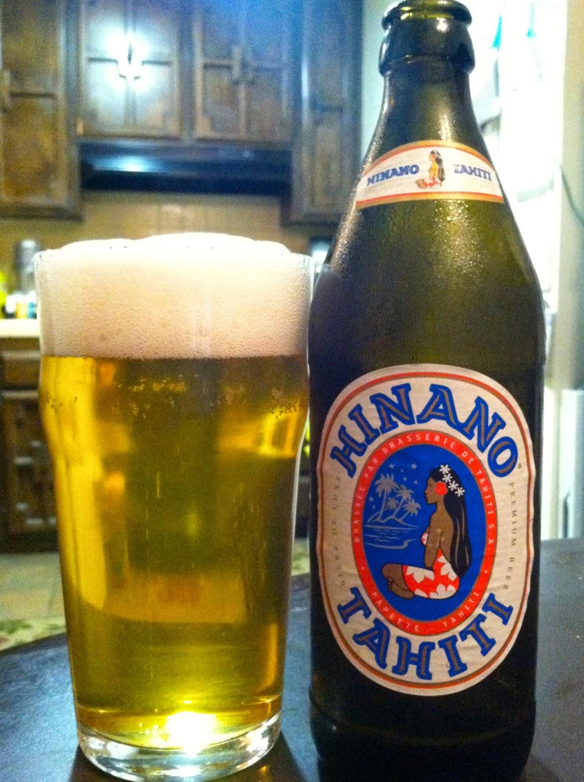 hinano tahiti beer 1