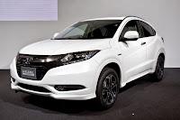 Honda Vezel Siap tandingi Nissan Juke