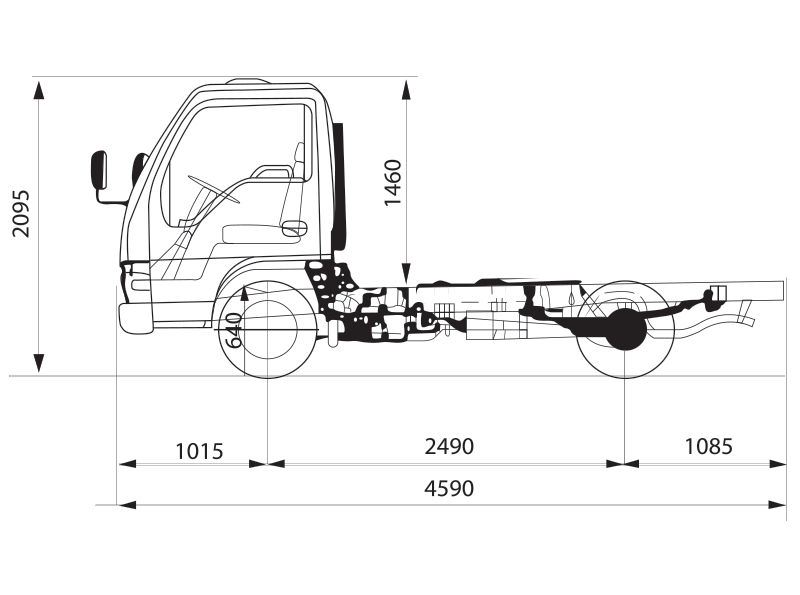 dealer resmi mobil dan truck merk isuzu