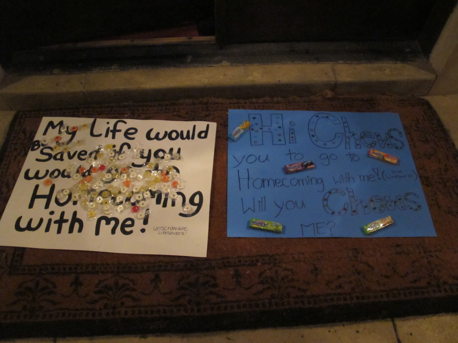 how to ask a girl to homecoming ideas