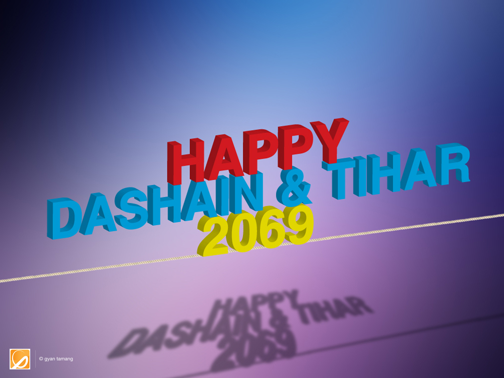 dashain and tihar Holy celebration for hindu religion people, grandly enjoying the festival ear of  every living creatures get pure, by malashree and mangal tones.