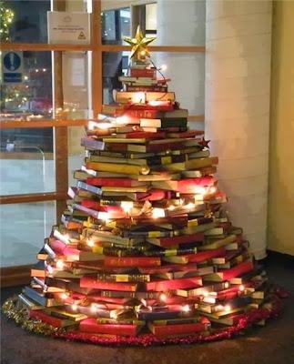 El árbol de navidad más literario