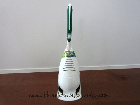 Libman toilet brush caddy