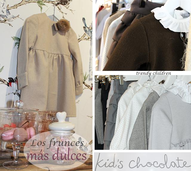 tendencias moda infantil otoño invierno 2015 2016