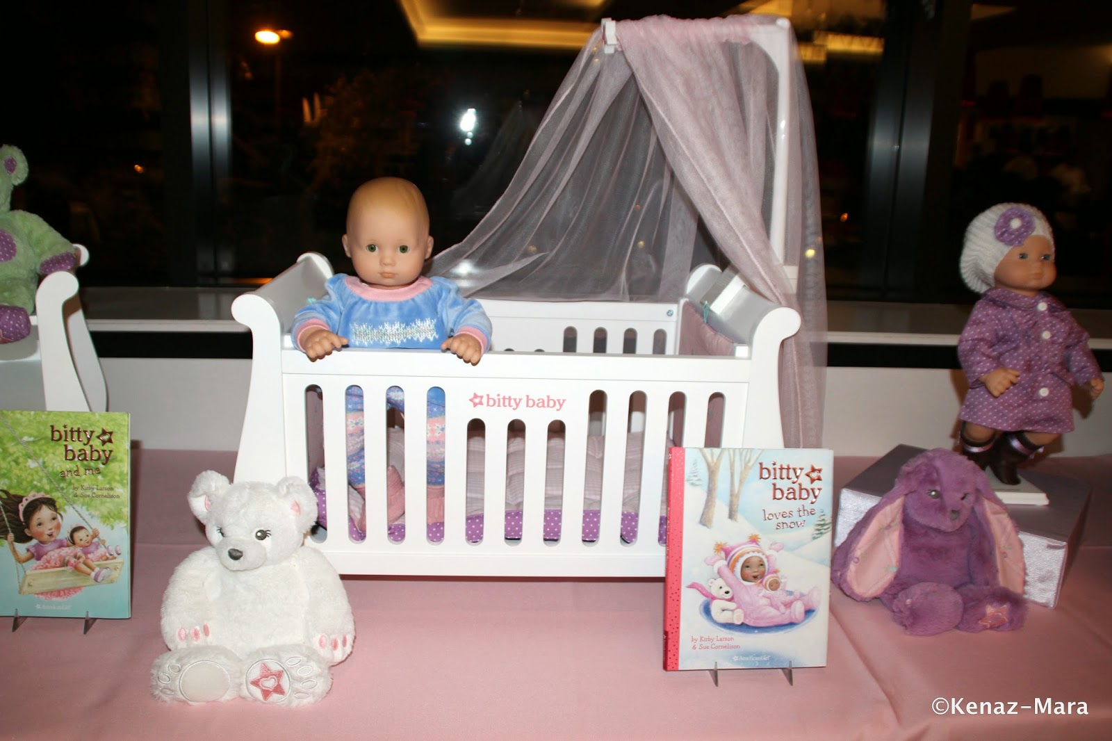 WIN An American Girl Bitty Baby Doll Book Set 80 Value Giveaway