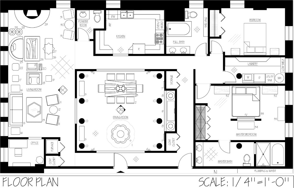 16 Beautiful Moroccan House Plans House Plans 53230