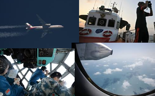 Missing Malaysia Airlines Flight MH370 was Intentionally Switched off its Communications and Change its Course.