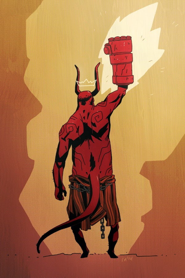 hellboy as anung un rama