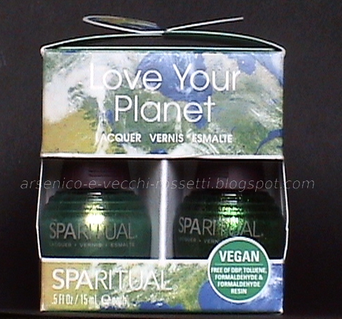 SpaRitual Love Your Planet Duo