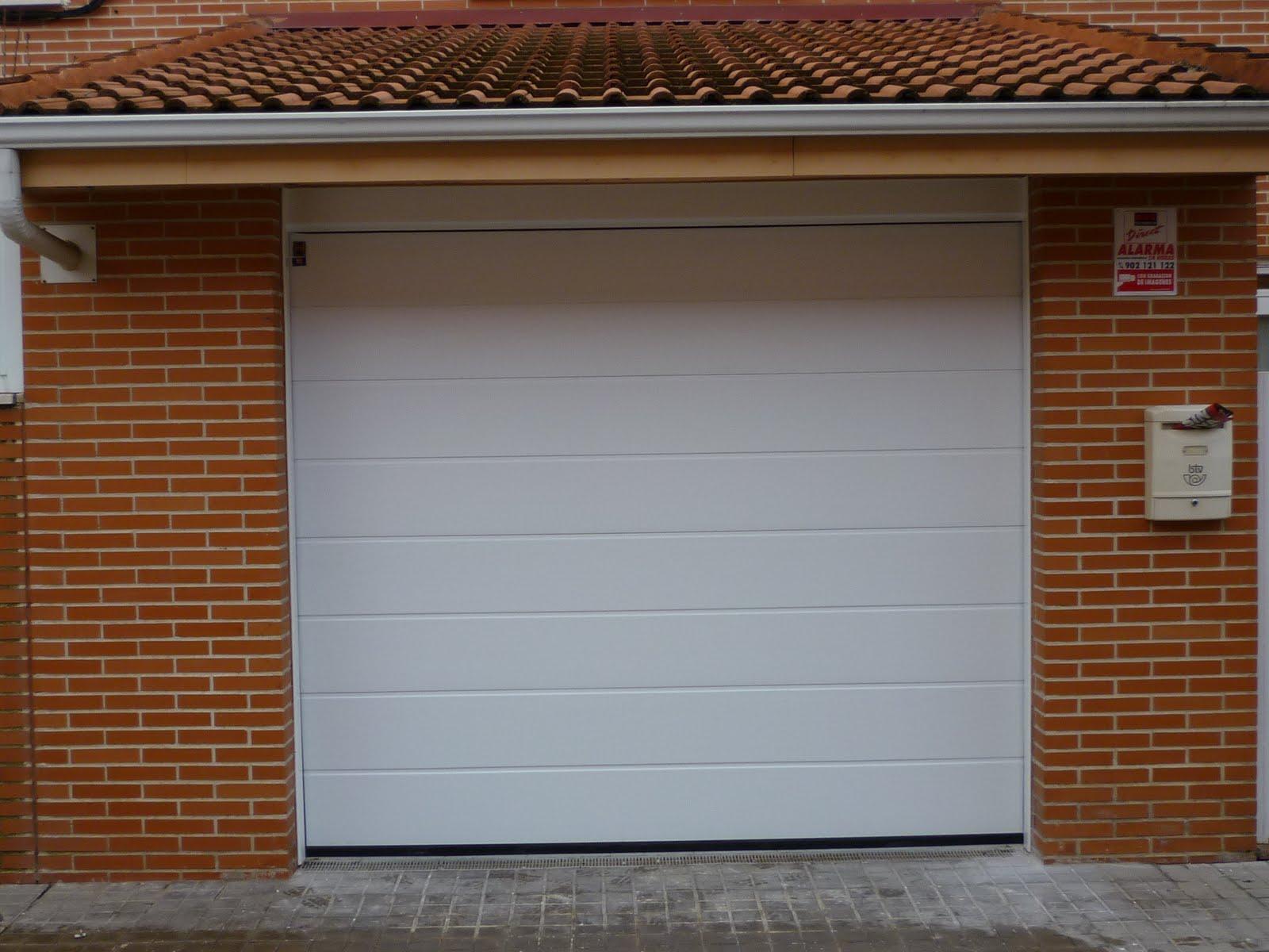 Nuevas tendencias en puertas de garaje - Puertas de garaje ...