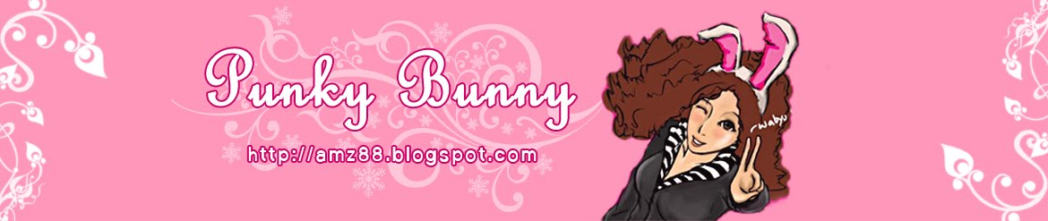 ! ** Punky Bunny  **!