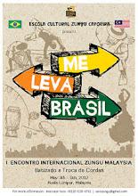 Intercambio Cultural Brasil - Asia 2012