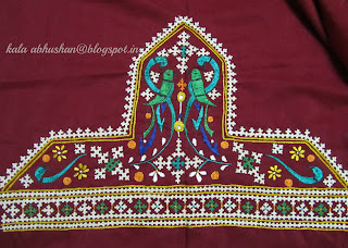 kutchwork - Indian Embroidery