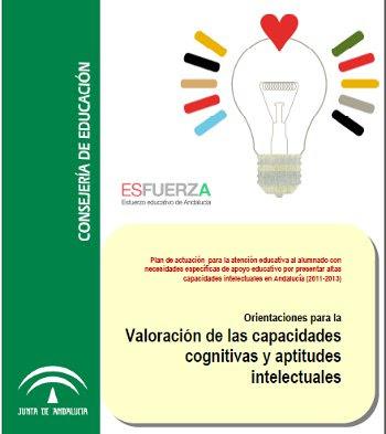 Orientaciones para la Valoración de las capacidades cognitivas y aptitudes intelectuales