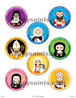 Happy Saints Happy Saints eBook