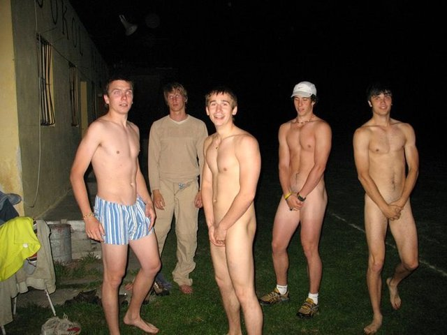 sexy young nudist couples