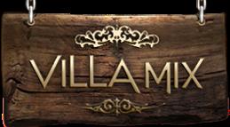 Programação de Shows Villa Mix 2014
