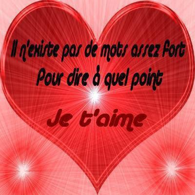 Lettre d'amour pour mon cœur 1