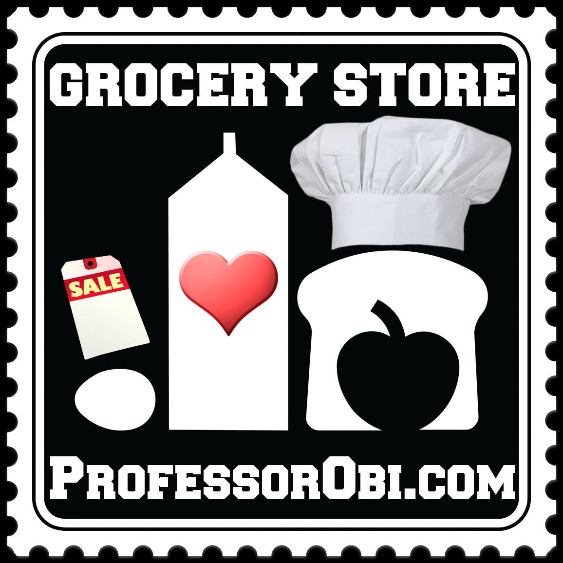 Professor Obi | Online Food Store