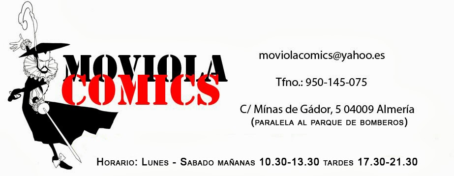 Moviola Cómics