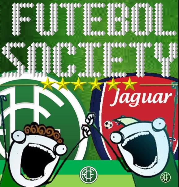 América e Jaguar empataram no estadual de Society
