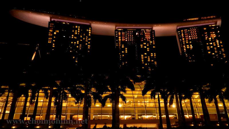 Du lịch tự túc Singapore