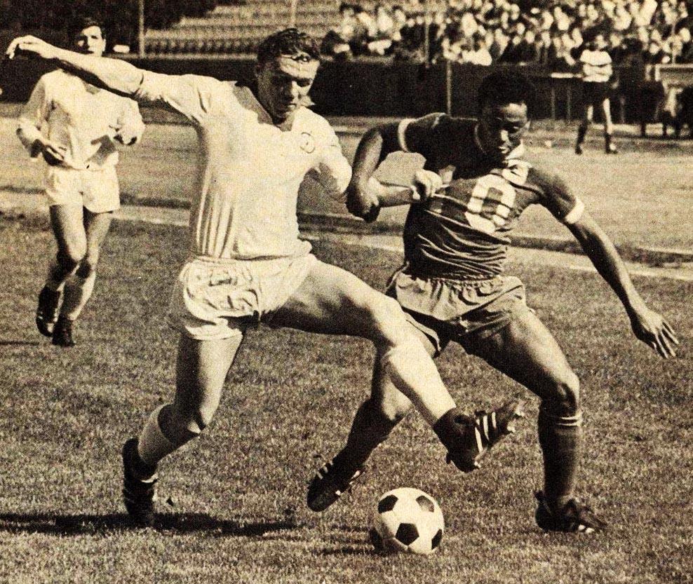 West Bromwich Albion 1966 ligue de football finale de la coupe gagnants Trading Cards