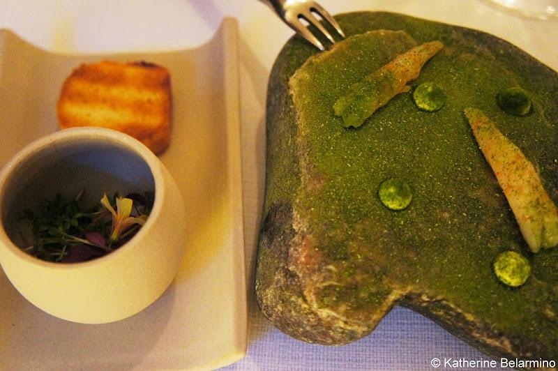 Raw Shrimp Restaurant AOC Copenhagen Denmark