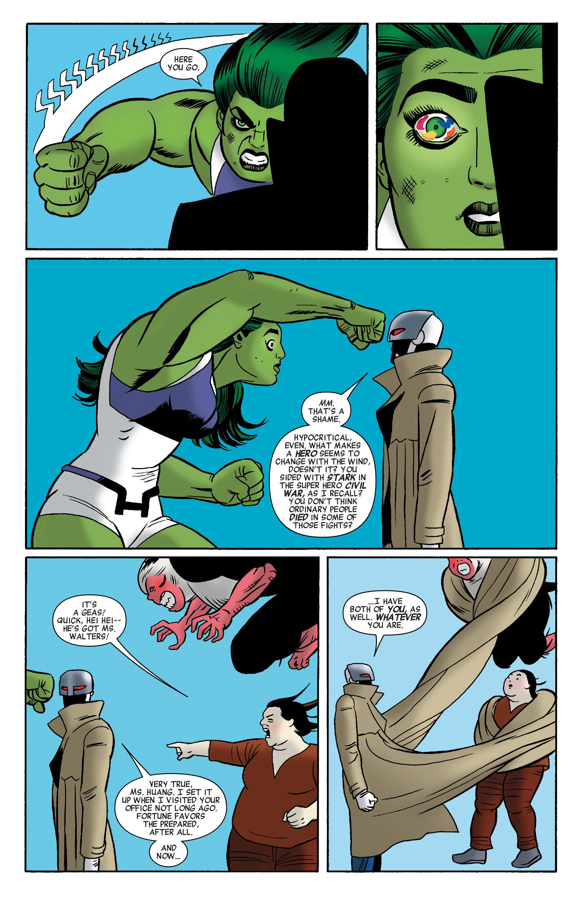 She-Hulk (2014) Issue #12 #12 - English 11
