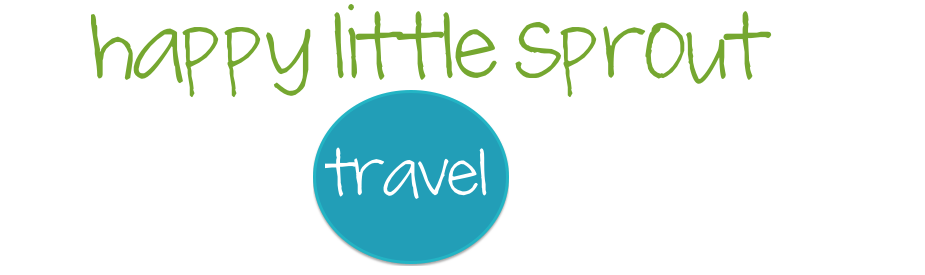 happy little sprout - travel