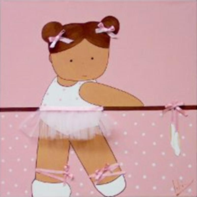 Cuadros infantiles para la habitaci n de tu angelito - Cuadros infantiles silvia munoz ...
