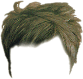 Photoscape Editor Hair Wigs Brushes