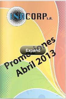 promociones inacorp SA 4-2013