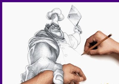 Os desenhos mais realistas que você já viu