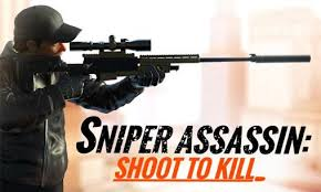 Free Download Game Sniper 3D Assassin 1.7 Apk Mod Terbaru 2015