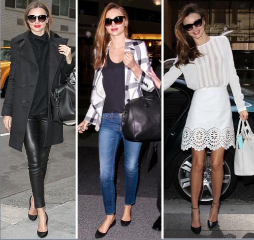 Style Guide Ct Miranda Kerr Street Style Update