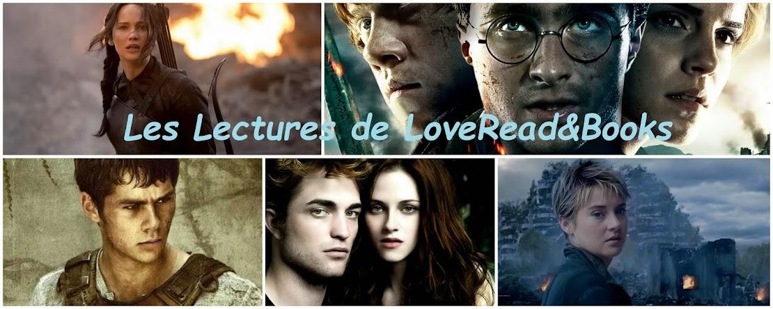 Les lectures de LoveRead&Books