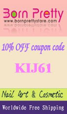 Get 10% off your Born Pretty order!