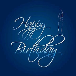 Tarjetas Happy Birthday, parte 3