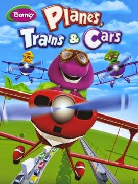 descargar Barney: Aviones Trenes y Automoviles en Español Latino