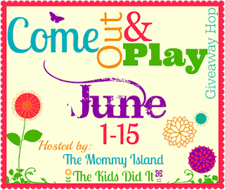 Come Out And Play Giveaway Hop